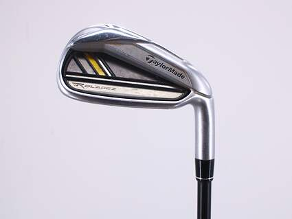 TaylorMade Rocketbladez Single Iron 7 Iron TM Matrix RocketFuel 65 Graphite Stiff Right Handed 37.0in