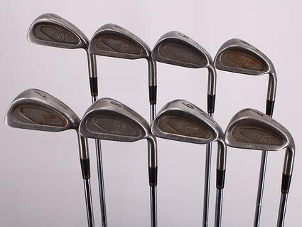 Mizuno Tour XP Iron Set 3-PW Stock Steel Shaft Steel Regular Right Handed 37.5in