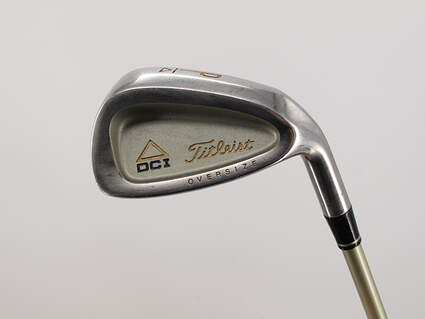 Titleist DCI Senior Oversize Wedge Pitching Wedge PW Stock Graphite Shaft Graphite Ladies Right Handed 35.5in
