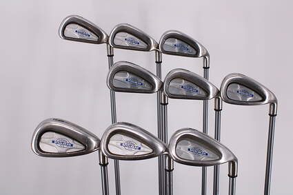 Callaway X-14 Iron Set 3-PW SW Callaway Stock Graphite Graphite Regular Right Handed 39.75in