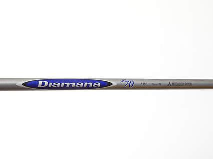 Used W/ Adapter Mitsubishi Rayon Diamana S+ 70 Hybrid Shaft Regular 38.75in