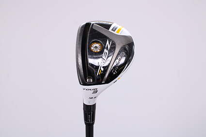 TaylorMade RocketBallz Stage 2 Tour Hybrid 3 Hybrid 18.5° TM Matrix RocketFuel 80 Graphite Stiff Left Handed 41.25in