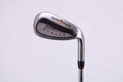 TaylorMade Supersteel Single Iron 4 Iron TM S-90 Steel Stiff Right Handed 38.25in