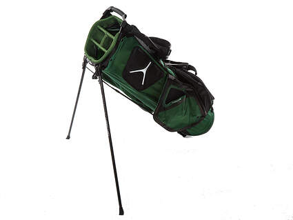 Brand New Sun Mountain 3.5 LS Green/Black/White Stand Bag Ships Today!