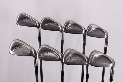 TaylorMade Burner Midsize Iron Set 3-PW Flex Twist Plus Graphite Regular Right Handed 37.75in