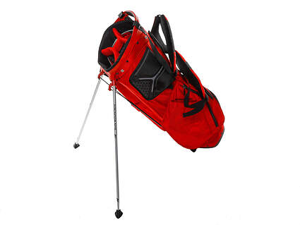 Brand New 10.0 Sun Mountain Collegiate Red Stand Bag