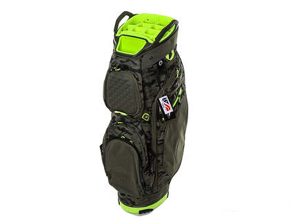 Brand New Sun Mountain Diva Sage/Camo/Dew Cart Bag Ships Today!