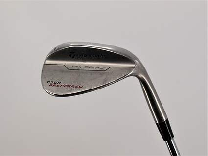 TaylorMade 2014 Tour Preferred ATV Grind Wedge Gap GW 54° FST KBS Tour-V Steel Wedge Flex Right Handed 35.5in