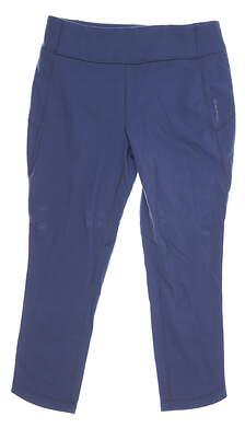 New Womens Zero Restriction CIci Leggings Large L Storm MSRP $89 P593L