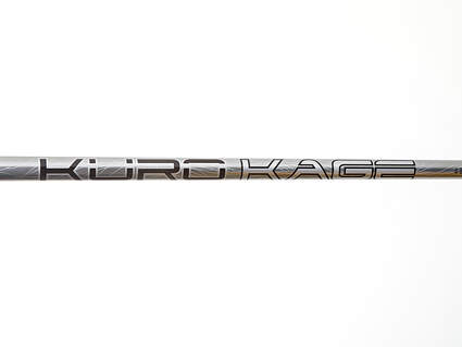 Used W/ Adapter Mitsubishi Rayon Kuro Kage Silver Dual Core Fairway Shaft Ladies 40.75in