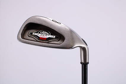 Callaway 2002 Big Bertha Single Iron 8 Iron Callaway RCH 96 Graphite Regular Right Handed 36.25in