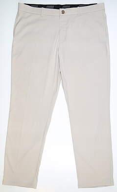 New Mens Nike Golf Pants 40 x32 White MSRP $80