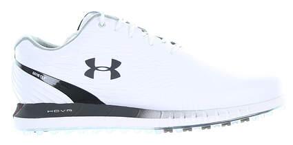 New Mens Golf Shoe Under Armour UA HOVR Show SL GORE-TEX 12 White MSRP $160 3022762 100