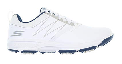 New Mens Golf Shoe Skechers Go Golf Max Cushing 11.5 White/Blue MSRP $85 54541/WNV