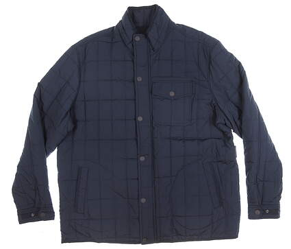 New Mens Johnnie-O Midtown Jacket XX-Large XXL Abyss MSRP $295 JMJK1240