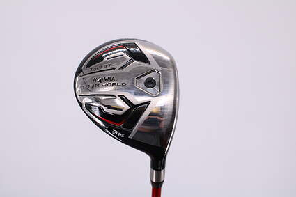 Honma TW737 FW Fairway Wood 3 Wood 3W 15° Vizard 70 Graphite Senior Right Handed 42.75in