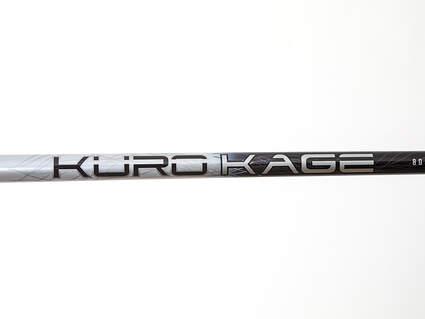 Used W/ Adapter Mitsubishi Rayon Kuro Kage Silver TiNi Hybrid Shaft Stiff 40.0in