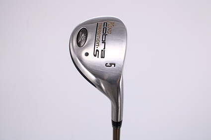 Cobra Transition S Senior Single Iron 5 Iron Cobra Aldila NV HL 60 Graphite Senior Right Handed 39.25in