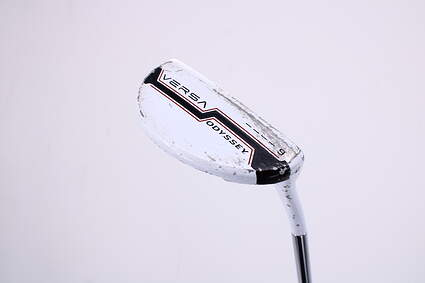 Odyssey Versa #9 White Black White Putter Strong Arc Steel Right Handed 34.0in