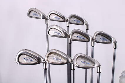 Callaway X-14 Iron Set 3-PW SW Stock Graphite Regular Right Handed 38.0in