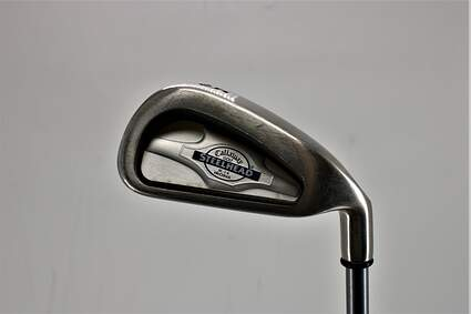 Callaway X-14 Single Iron 5 Iron Callaway Big Bertha Graphite Regular Right Handed 38.0in
