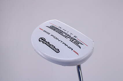 TaylorMade White Smoke Big Fontana Putter Steel Right Handed 34.0in