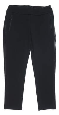 New Womens Tail Cropped Golf Pants 10 Black MSRP $80