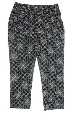 New Womens Tail Glamour Ankle Pants 12 Multi MSRP $95 GR4431
