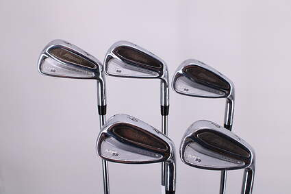 Mizuno MP 58 Iron Set 6-PW Nippon 850GH Steel Regular Right Handed 37.5in