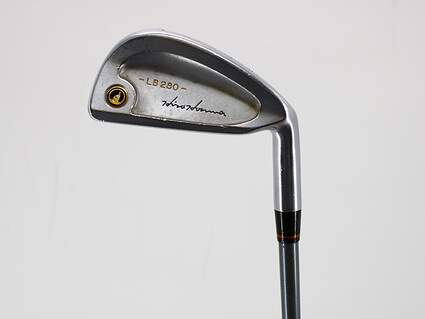 Honma LB 280 Single Iron Super Light Cavity Special Graphite Ladies Right Handed 36.75in