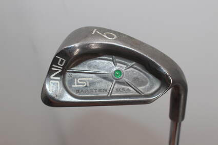 Ping ISI Single Iron 9 Iron Ping JZ Steel Stiff Right Handed Green Dot 35.75in