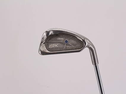 Ping ISI K Single Iron 5 Iron Ping JZ Steel Stiff Right Handed Blue Dot 38.0in