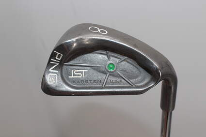 Ping ISI Single Iron 8 Iron Ping JZ Steel Stiff Right Handed Green Dot 36.25in