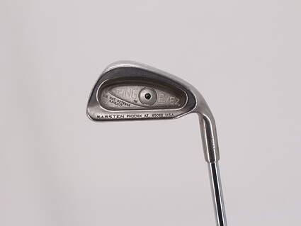 Ping Eye 2 Single Iron 4 Iron Ping ZZ Lite Steel Stiff Right Handed Black Dot 38.25in