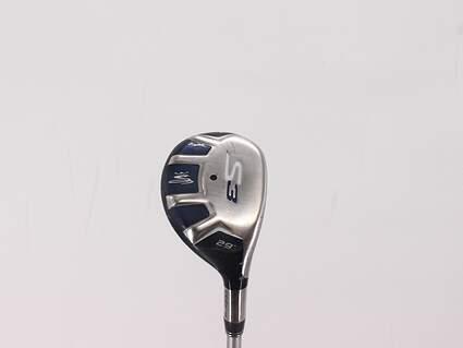 Cobra S3 Hybrid 6 Hybrid 29° Cobra Aldila 50 Graphite Ladies Right Handed 36.75in