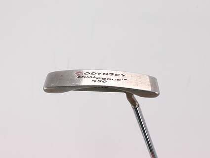 Odyssey Dual Force 550 Putter Steel Right Handed 35.25in
