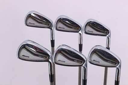 Mizuno MP-54 Iron Set 5-PW Aerotech SteelFiber i110cw Graphite Stiff Right Handed 38.5in