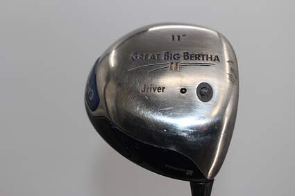 Callaway Great Big Bertha II Driver 11° Callaway Stock Graphite Graphite Firm Right Handed 45.25in