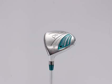 Ping 2015 Rhapsody Fairway Wood 7 Wood 7W 26° Ping ULT 220F Lite Graphite Ladies Left Handed 41.5in
