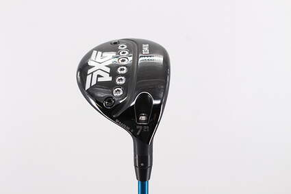 PXG 0341X Fairway Wood 7 Wood 7W 21° Project X Even Flow Blue 75 Graphite Stiff Right Handed 42.0in