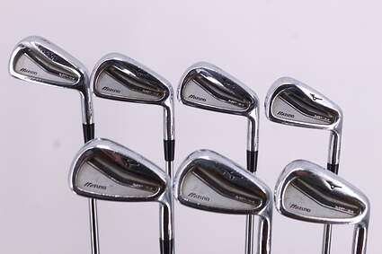 Mizuno MP-54 Iron Set 4-PW True Temper XP 115 R300 Steel Regular Right Handed 38.25in