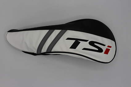 Titleist TSi2 Driver Headcover White/Black/Red