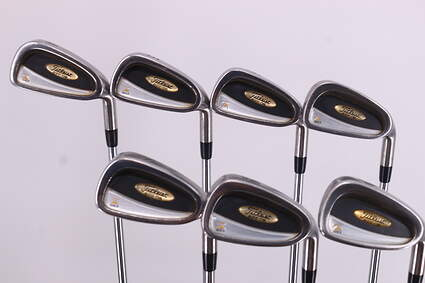 Titleist DCI 822 Oversize Iron Set 4-PW Pure Feel Steel Steel Stiff Right Handed 38.5in