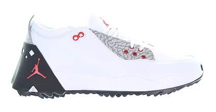New Mens Golf Shoe Jordan ADG 2 10.5 White MSRP $150 CT7812 100