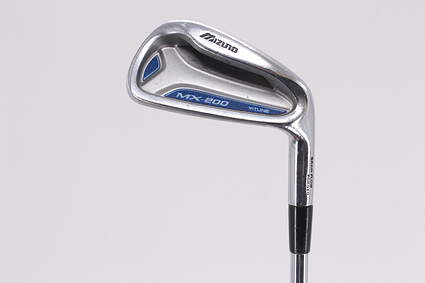 Mizuno MX 200 Single Iron 7 Iron True Temper Dynamic Gold S300 Steel Regular Right Handed 37.0in
