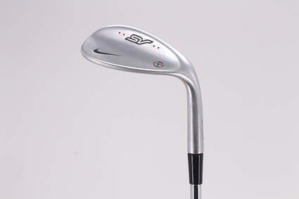 Nike SV Tour Chrome Wedge Lob LW 60° 10 Deg Bounce True Temper Dynamic Gold S400 Steel Stiff Right Handed 35.0in