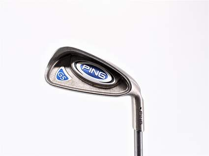 Ping G5 Single Iron 3 Iron Ping TFC 100I Graphite Regular Right Handed Black Dot 38.5in