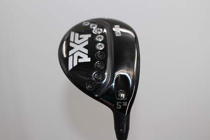 PXG 0341X Fairway Wood 5 Wood 5W 18° Project X Even Flow Blue 55 Graphite Senior Right Handed 42.75in