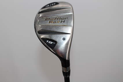 Cobra Baffler Rail H Hybrid 3 Hybrid 19° Cobra Motore Baffler Rail-H Graphite Stiff Right Handed 40.75in
