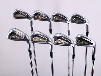 Cleveland CG16 Tour Satin Chrome Iron Set 3-PW True Temper Dynamic Gold S300 Steel Stiff Right Handed 38.25in